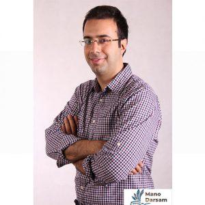 دکتر شهاب اناری نویسنده کتاب زبان مبتکران