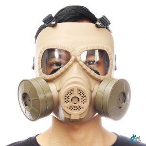 آدم ماسک زده (دوری از آدم های سمی و استرس زا)